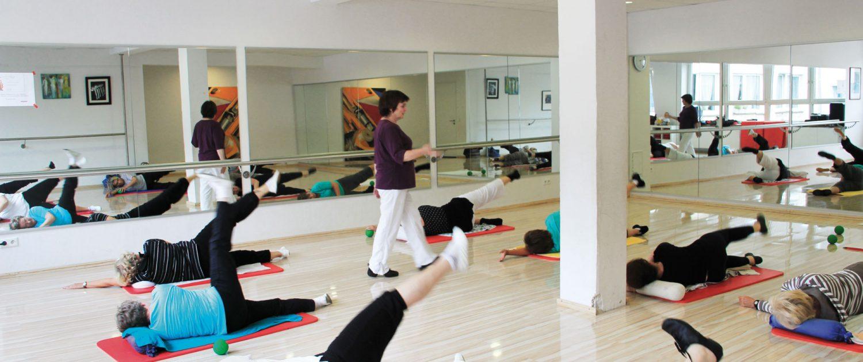 Studio Opgenoorth Hilden Gymnastik
