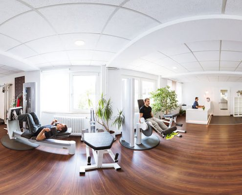 Studio Opgenoorth Hilden Fitness